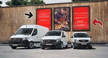 Mercedes-Benz Transporter Top Deal