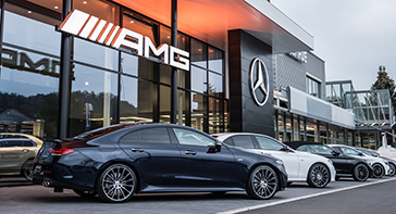 AMG Performance Center Eisenach